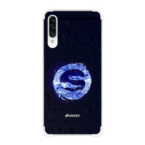 Elements - Water Soft Flex Tpu Case For Samsung Galaxy A30s