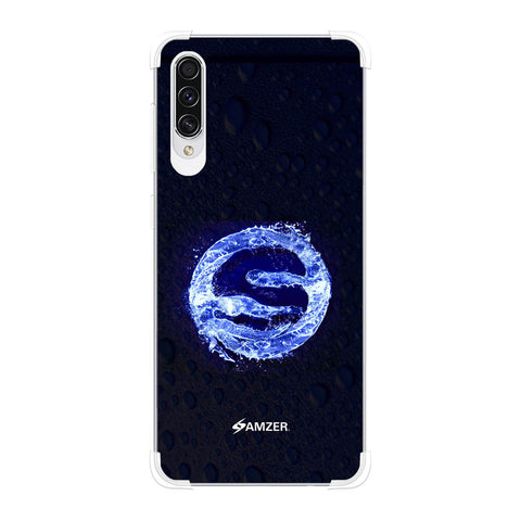 Elements - Water Soft Flex Tpu Case For Samsung Galaxy A50s