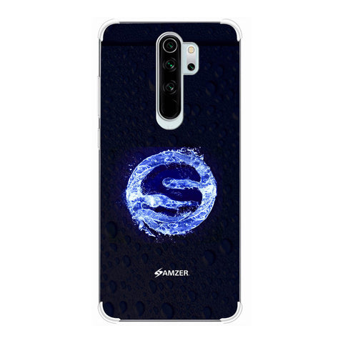 Elements - Water Soft Flex Tpu Case For Redmi Note 8 Pro