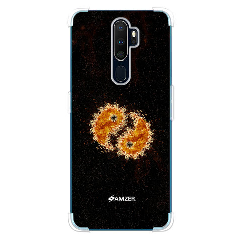 Mitosis Soft Flex Tpu Case For Oppo A9 2020
