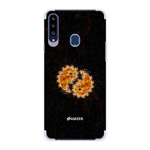 Mitosis Soft Flex Tpu Case For Samsung Galaxy A20s