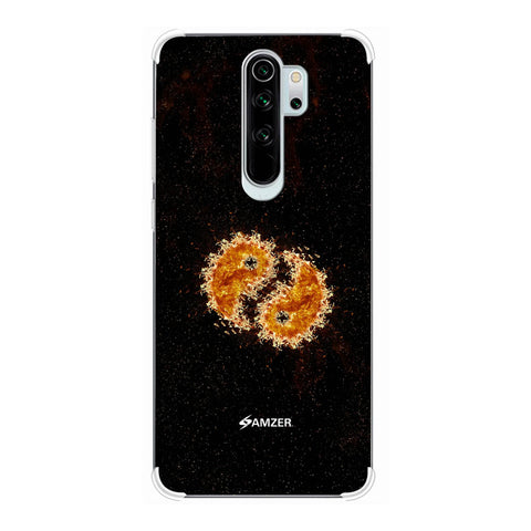 Mitosis Soft Flex Tpu Case For Redmi Note 8 Pro
