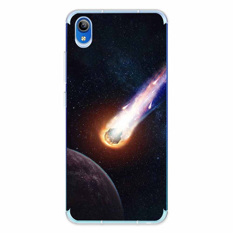 Shooting Star Soft Flex Tpu Case For Vivo Y91i