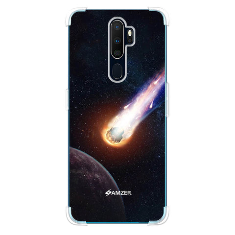 Shooting Star Soft Flex Tpu Case For Oppo A9 2020