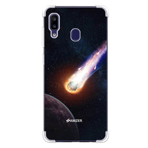 Shooting Star Soft Flex Tpu Case For Samsung Galaxy M10s