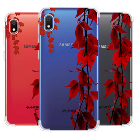 Autumn Leaves Soft Flex Tpu Case For Samsung Galaxy A10e