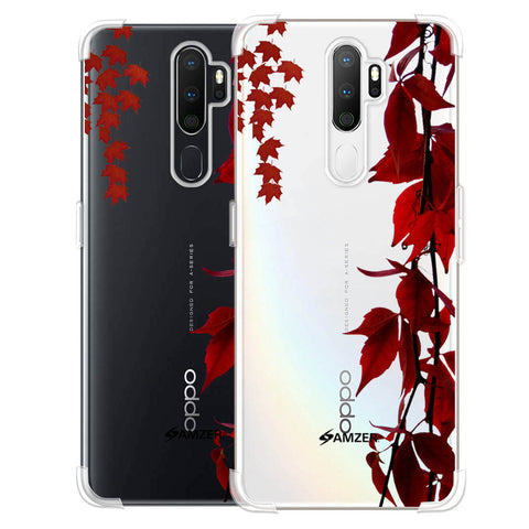 Autumn Leaves Soft Flex Tpu Case For Oppo A5 2020
