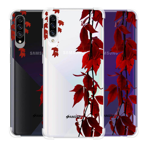 Autumn Leaves Soft Flex Tpu Case For Samsung Galaxy A30s