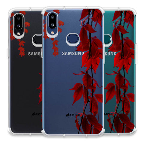 Autumn Leaves Soft Flex Tpu Case For Samsung Galaxy A10s