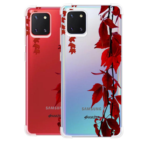 Autumn Leaves Soft Flex Tpu Case For Samsung Galaxy Note10 Lite