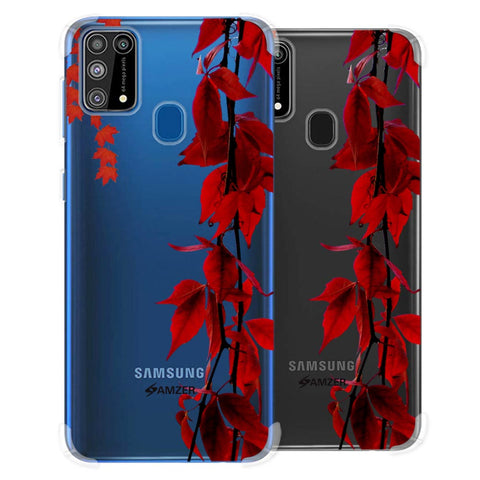 Autumn Leaves Soft Flex Tpu Case For Samsung Galaxy M31