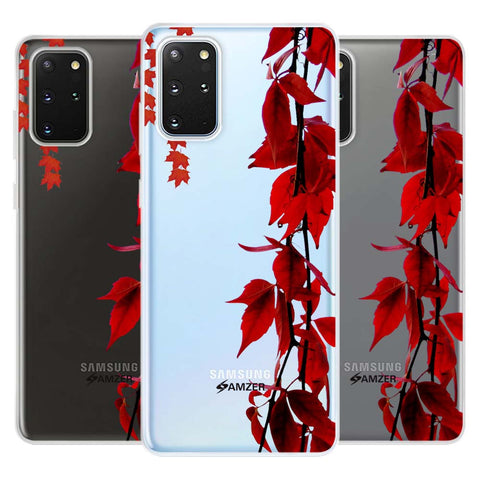 Autumn Leaves Soft Flex Tpu Case For Samsung Galaxy S20+