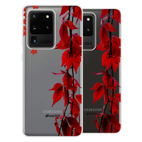 Autumn Leaves Soft Flex Tpu Case For Samsung Galaxy S20 Ultra