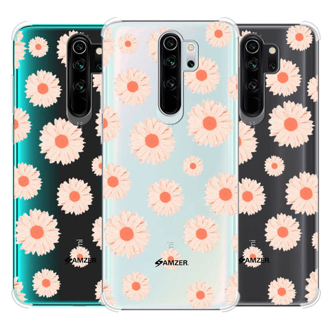 Gerbera Daisies Soft Flex Tpu Case For Redmi Note 8 Pro