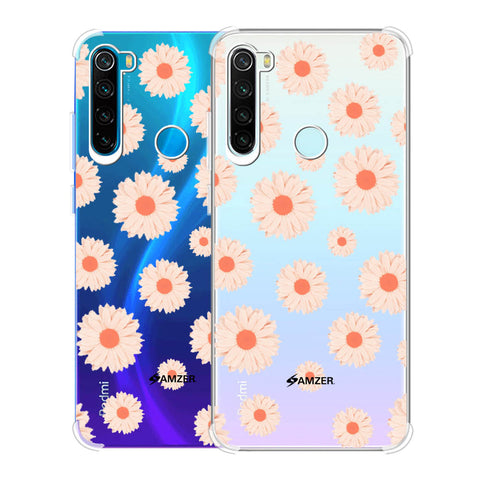 Gerbera Daisies Soft Flex Tpu Case For Redmi Note 8