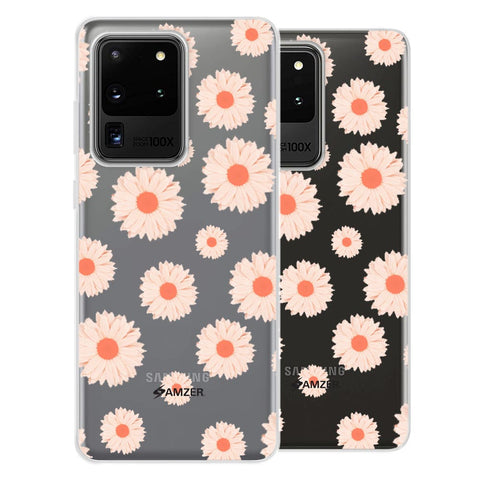 Gerbera Daisies Soft Flex Tpu Case For Samsung Galaxy S20 Ultra