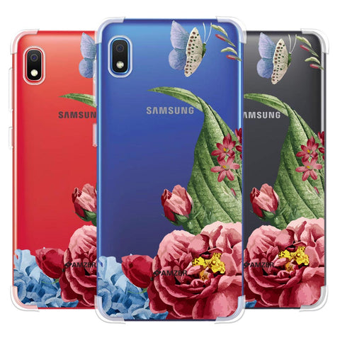 Tulips Soft Flex Tpu Case For Samsung Galaxy A10e