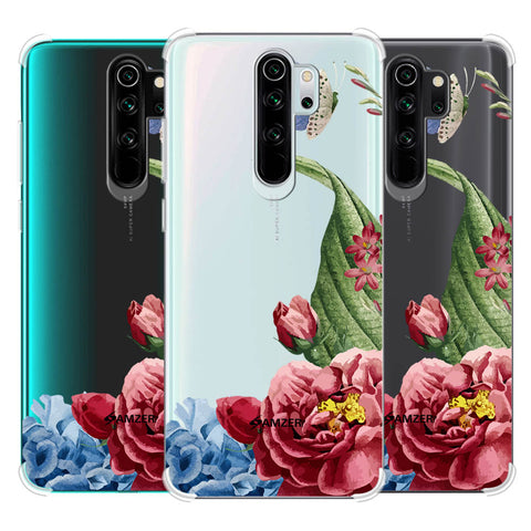 Tulips Soft Flex Tpu Case For Redmi Note 8 Pro