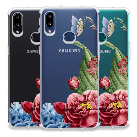 Tulips Soft Flex Tpu Case For Samsung Galaxy A10s