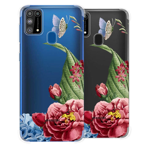 Tulips Soft Flex Tpu Case For Samsung Galaxy M31