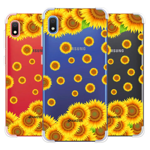 Sunflower Soft Flex Tpu Case For Samsung Galaxy A10e