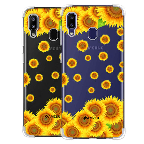 Sunflower Soft Flex Tpu Case For Samsung Galaxy M10s