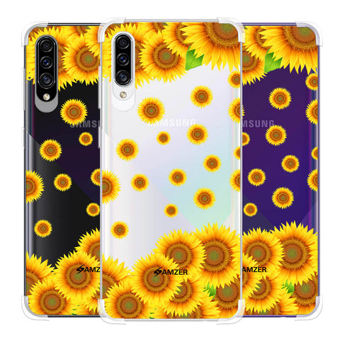 Sunflower Soft Flex Tpu Case For Samsung Galaxy A30s