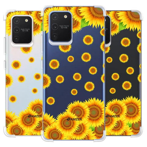Sunflower Soft Flex Tpu Case For Samsung Galaxy S10 Lite