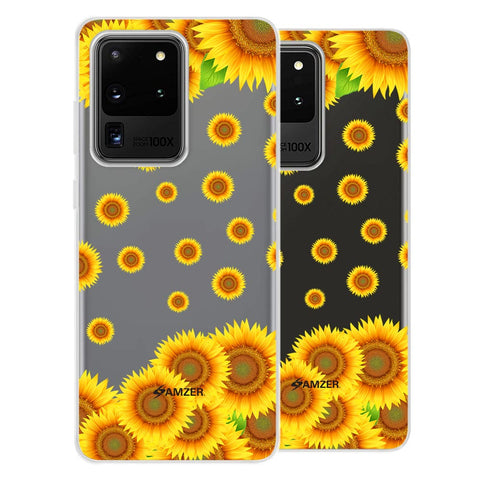 Sunflower Soft Flex Tpu Case For Samsung Galaxy S20 Ultra