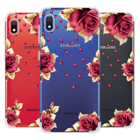 Rose & Petals Soft Flex Tpu Case For Samsung Galaxy A10e