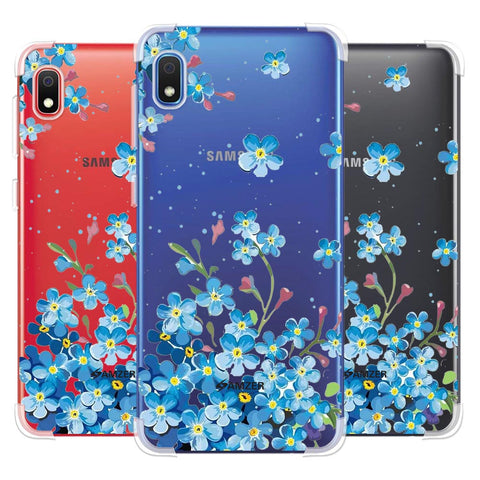 Forget Me Not Soft Flex Tpu Case For Samsung Galaxy A10e