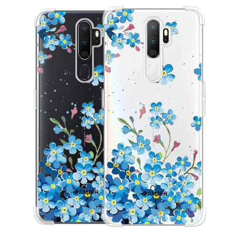 Forget Me Not Soft Flex Tpu Case For Oppo A5 2020