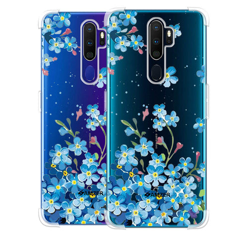 Forget Me Not Soft Flex Tpu Case For Oppo A9 2020