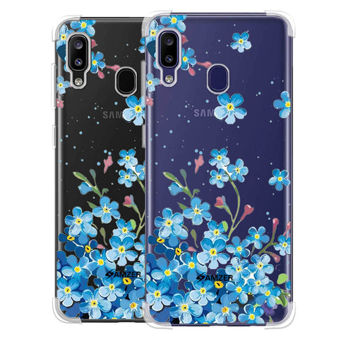 Forget Me Not Soft Flex Tpu Case For Samsung Galaxy M10s