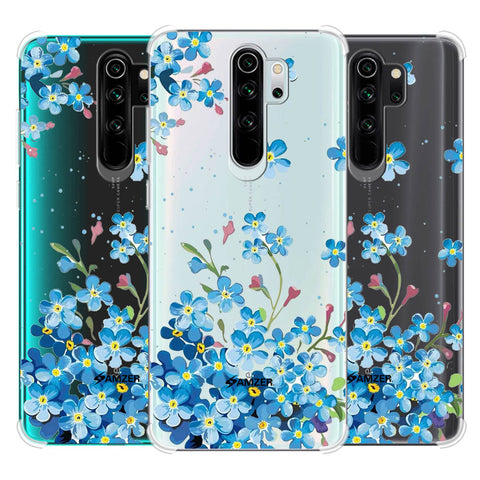 Forget Me Not Soft Flex Tpu Case For Redmi Note 8 Pro