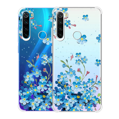 Forget Me Not Soft Flex Tpu Case For Redmi Note 8