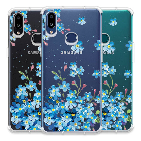 Forget Me Not Soft Flex Tpu Case For Samsung Galaxy A10s
