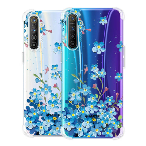 Forget Me Not Soft Flex Tpu Case For Realme X2