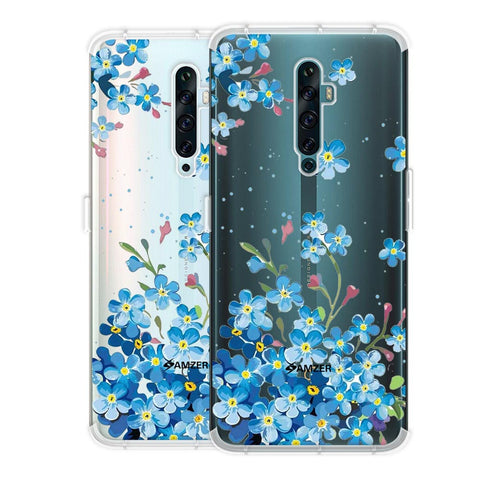 Forget Me Not Soft Flex Tpu Case For Oppo Reno2 F