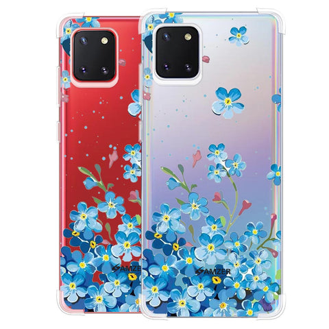 Forget Me Not Soft Flex Tpu Case For Samsung Galaxy Note10 Lite