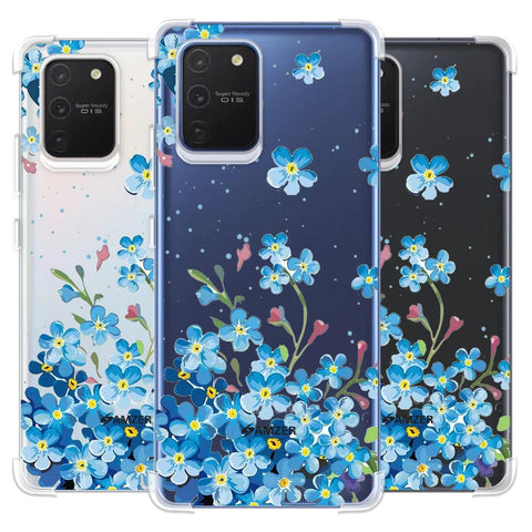 Forget Me Not Soft Flex Tpu Case For Samsung Galaxy S10 Lite
