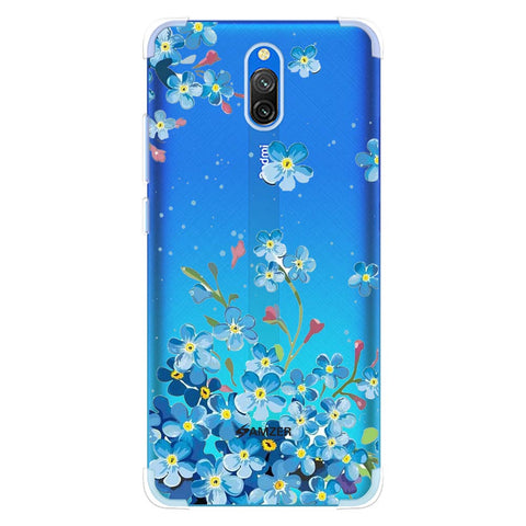 Forget Me Not Soft Flex Tpu Case For Redmi 8A Dual