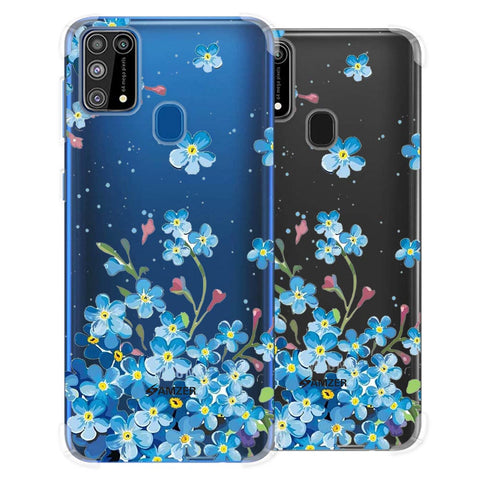 Forget Me Not Soft Flex Tpu Case For Samsung Galaxy M31