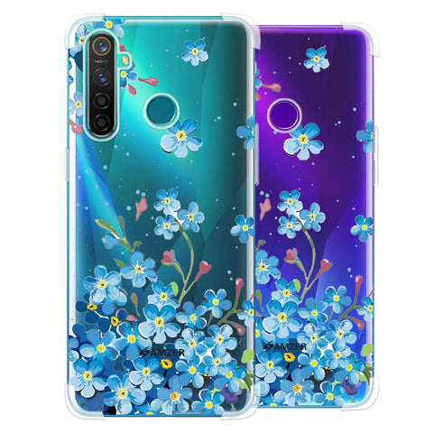 Forget Me Not Soft Flex Tpu Case For Realme 5 Pro