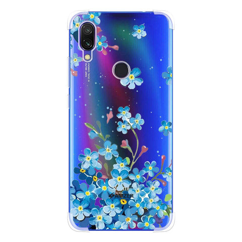 Forget Me Not Soft Flex Tpu Case For Redmi Y3