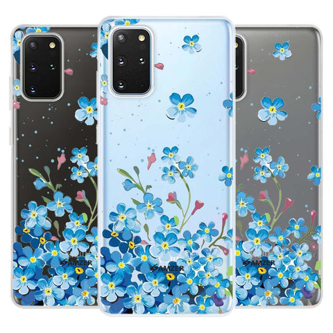 Forget Me Not Soft Flex Tpu Case For Samsung Galaxy S20+