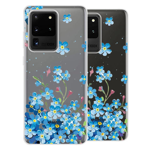 Forget Me Not Soft Flex Tpu Case For Samsung Galaxy S20 Ultra