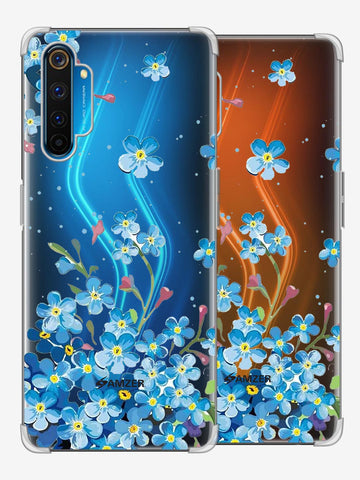 Forget Me Not Soft Flex Tpu Case For Realme 6 Pro