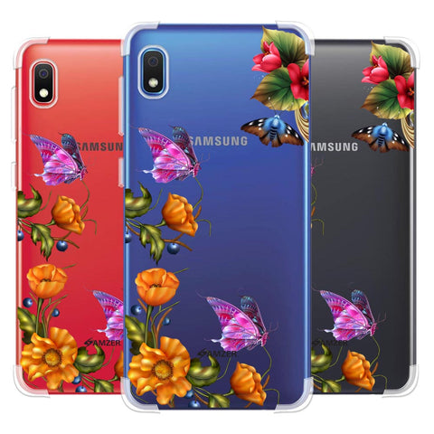 Butterfly Kingdom Soft Flex Tpu Case For Samsung Galaxy A10e