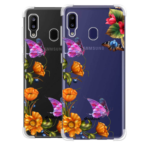 Butterfly Kingdom Soft Flex Tpu Case For Samsung Galaxy M10s